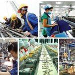 Ngành Công nghiệp Việt Nam có tốc độ tăng trưởng ấn tượng
