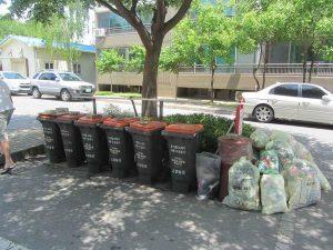 Người dân sẽ phải mua 5 loại túi để phân loại rác thải sinh hoạt